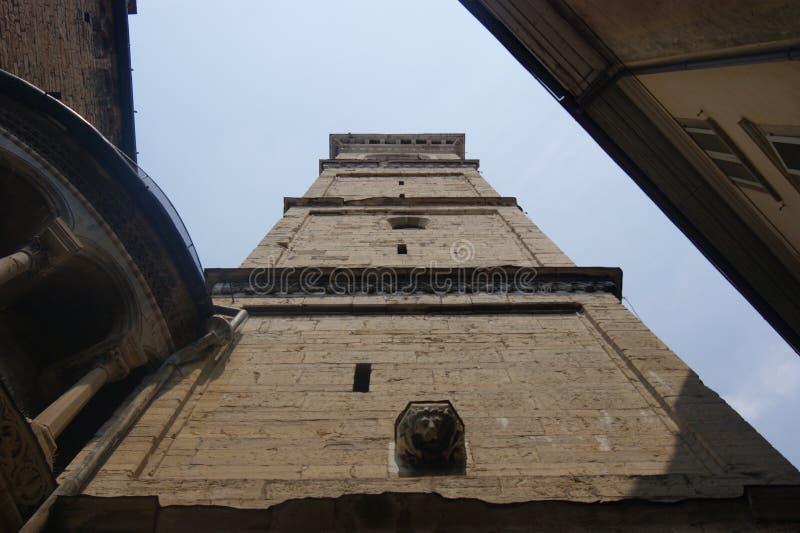Bergamo fotografia de stock