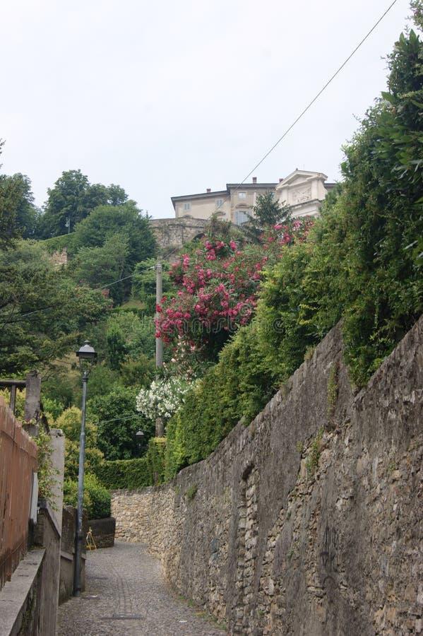 Bergamo imagem de stock
