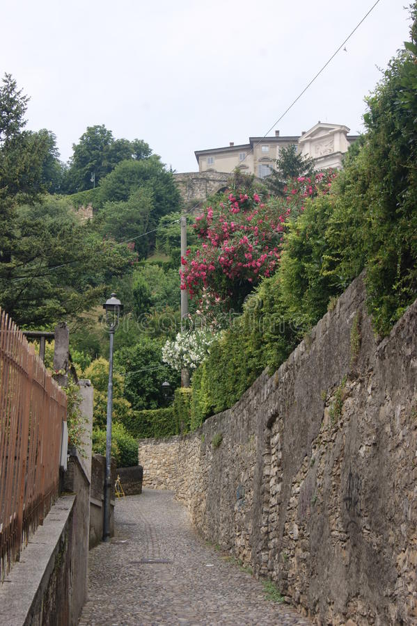 Bergamo foto de stock royalty free