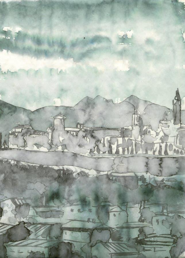 Bergamo alta fotografie stock libere da diritti immagine for B b bergamo alta