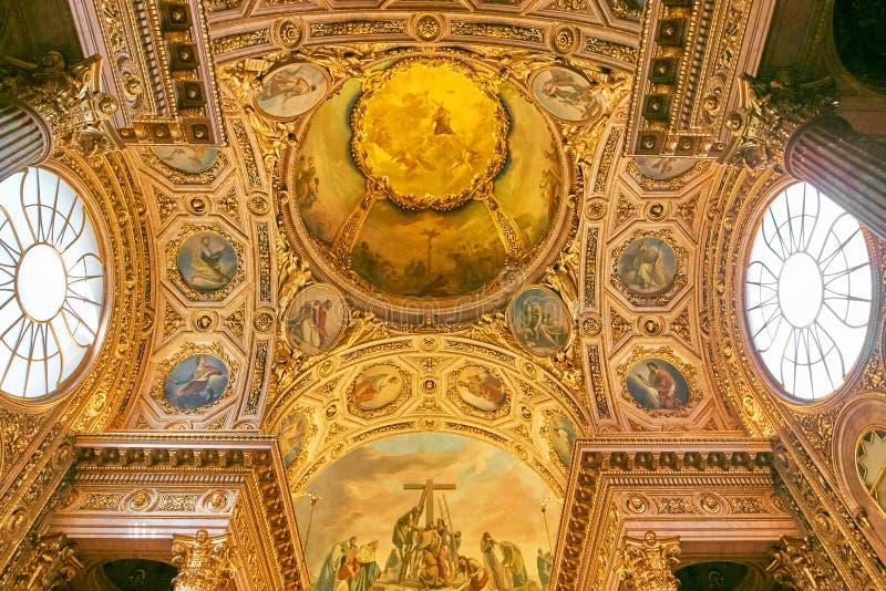 Bergamo Włochy, Sierpień, - 18, 2017: Katedra i Baptistery obrazy stock