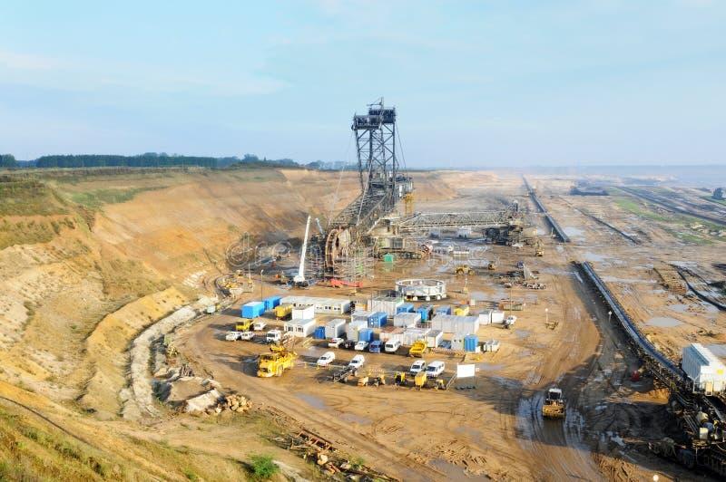 Bergbau stockfotos