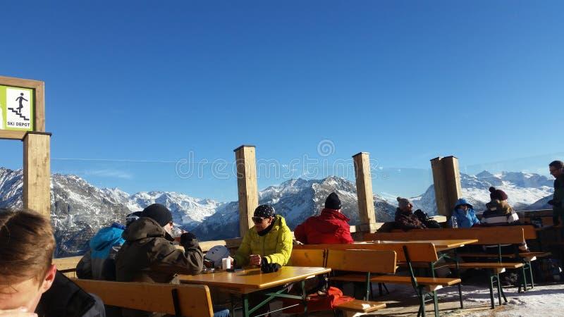 Berge стоковое фото rf