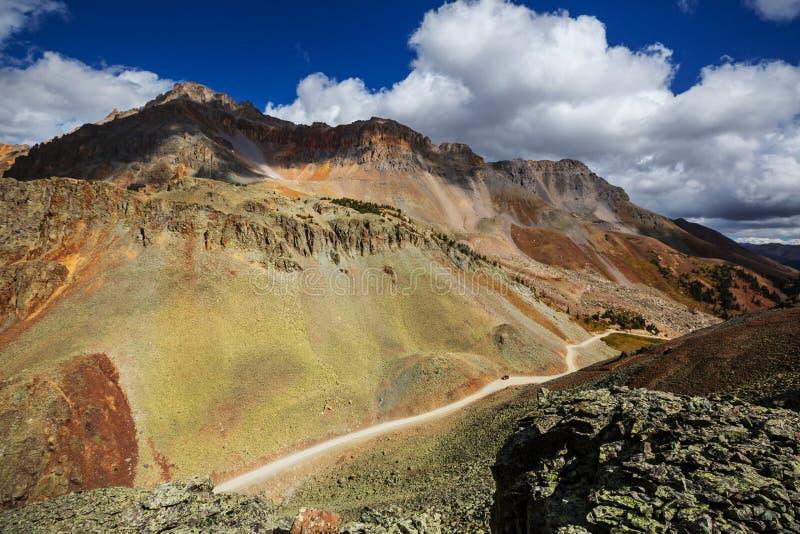 Berge in Colorado lizenzfreie stockfotos