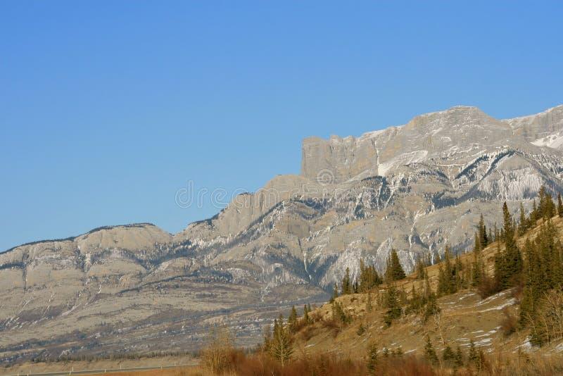 Berge des Jaspisses lizenzfreie stockfotografie
