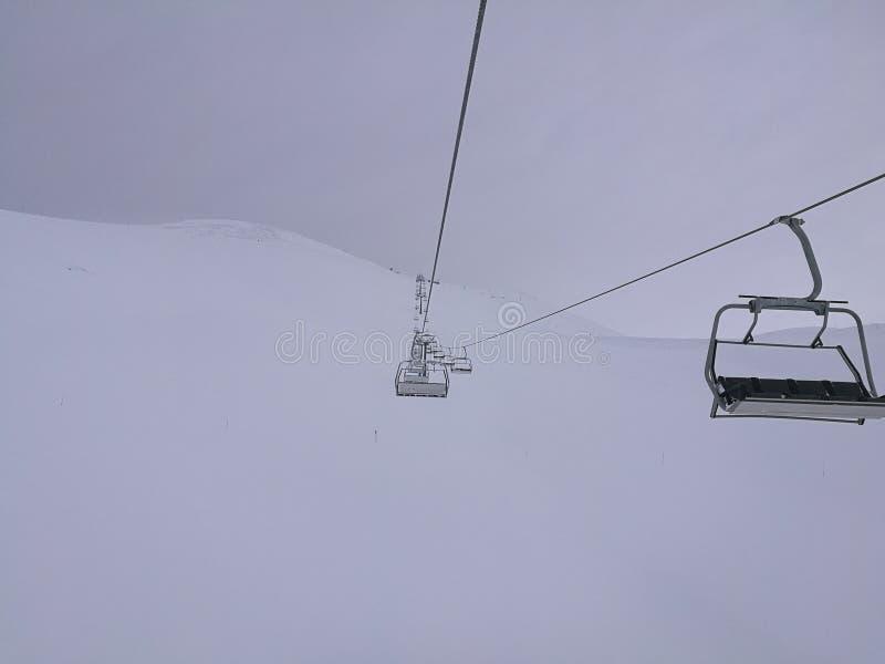 Berge in Sochi stockfotografie