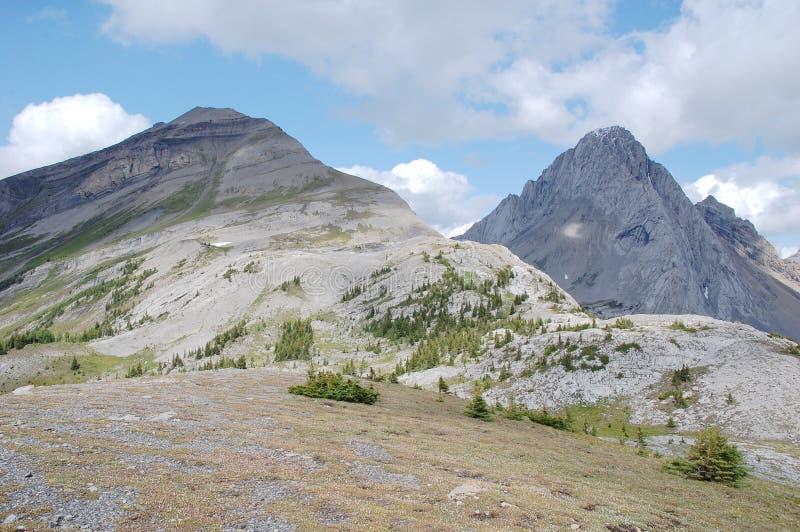 Berge und Hochland lizenzfreie stockfotografie