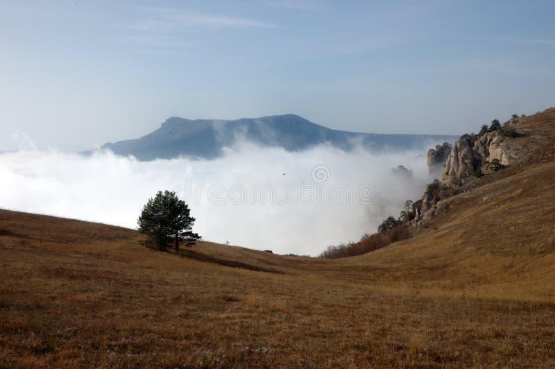 Berge von Krim lizenzfreie stockfotografie