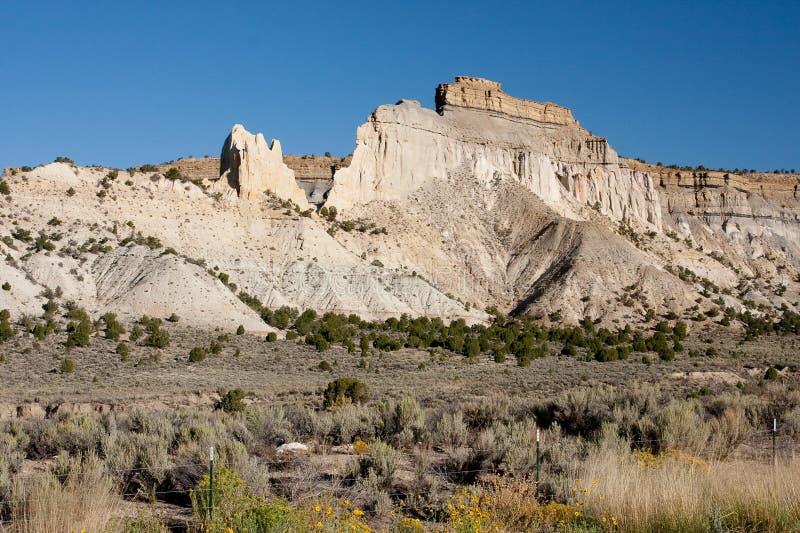 Berge von Utah lizenzfreie stockfotos