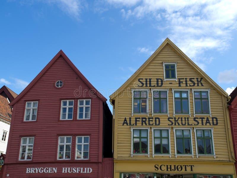 Bergen obrazy royalty free