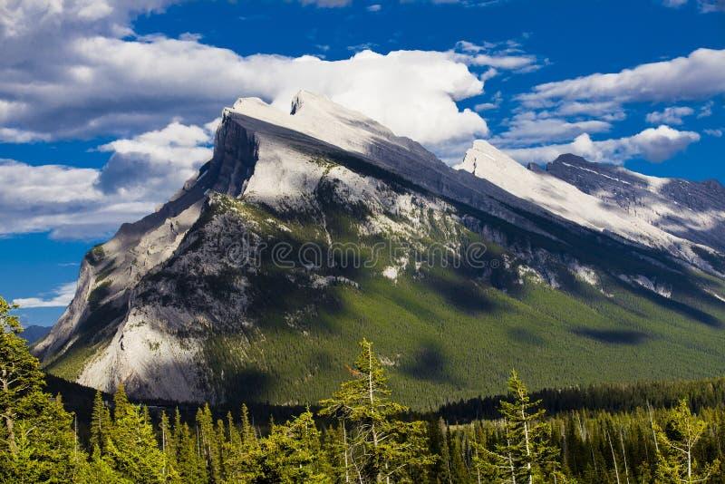 Bergen in Banff stock foto
