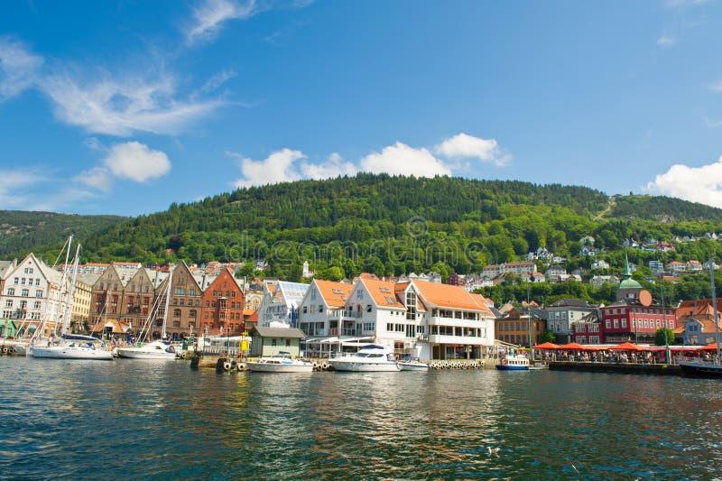 Download Bergen City Stock Image - Image: 25832351