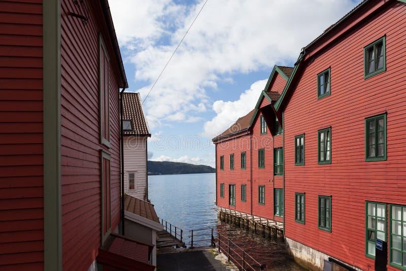 bergen noruega fotos de stock