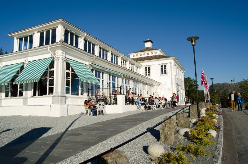 Bergen, Noruega imagens de stock royalty free