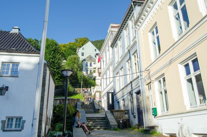 Bergen, Noruega fotos de archivo libres de regalías
