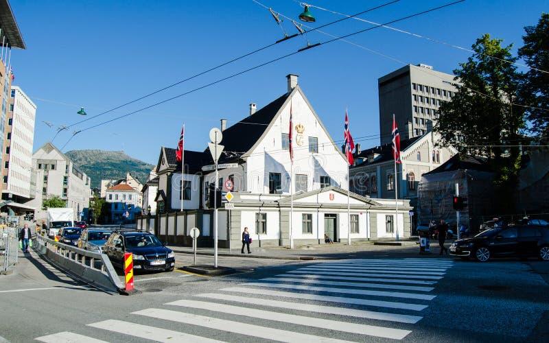Bergen, Noruega fotos de stock