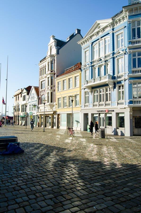Bergen, Noruega imagem de stock royalty free
