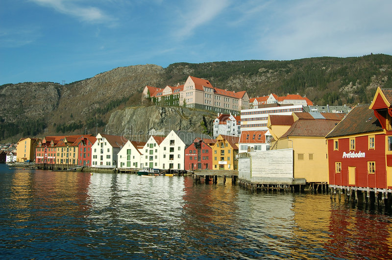 Bergen, Norway stock photos