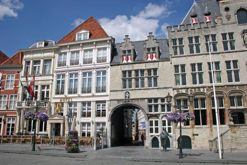 Bergen op Zoom stock photos