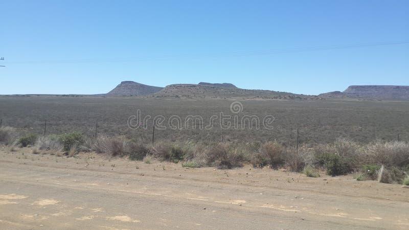 bergen van karoo royalty-vrije stock foto's