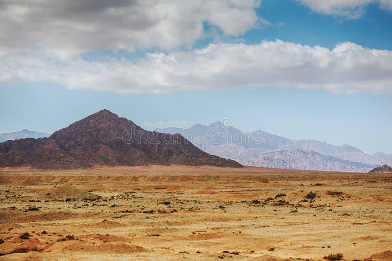 Bergen van Sinai royalty-vrije stock fotografie