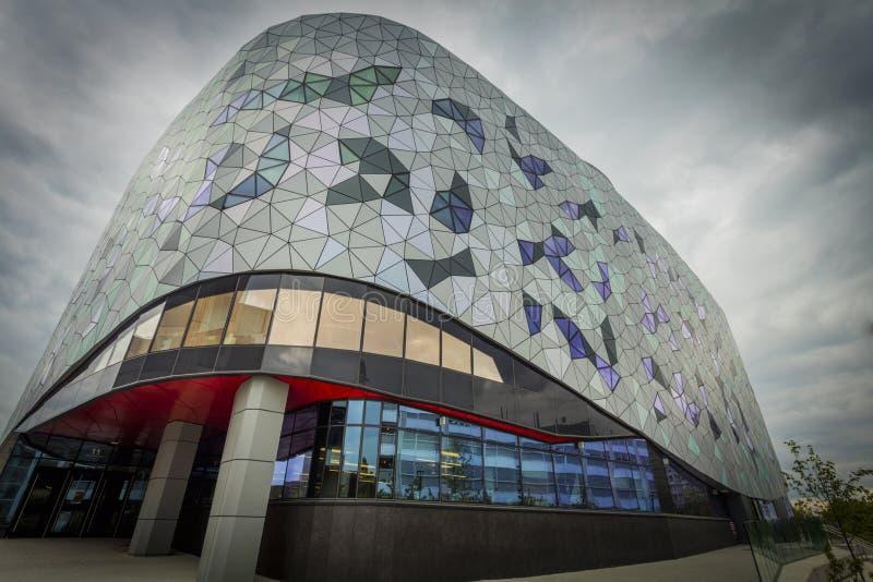 Bergeron Centre dla Konstruować doborowość obrazy royalty free