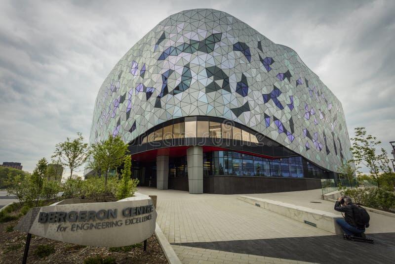 Bergeron Centre dla Konstruować doborowość zdjęcia stock