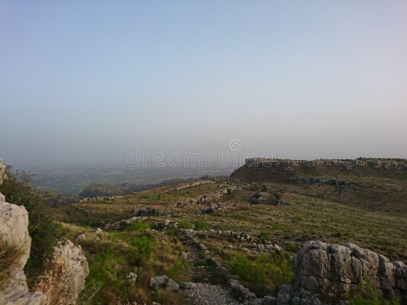 Berggebiet stockbilder