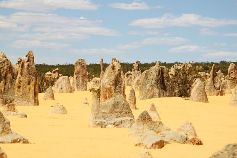 Berggipfel Westaustralien lizenzfreie stockfotos