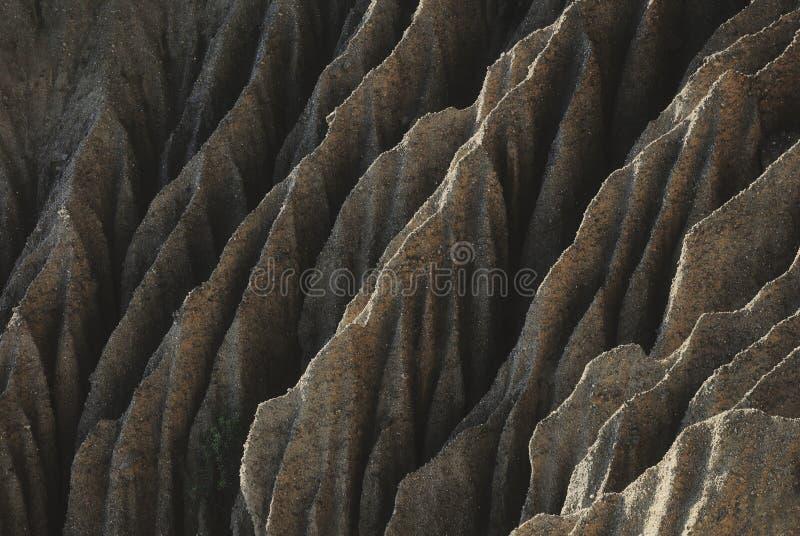 Berghelling zoals heel wat bergketens royalty-vrije stock afbeeldingen