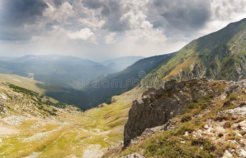 Berglandschaft stockbilder