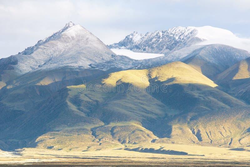 Berglandschap stock afbeelding