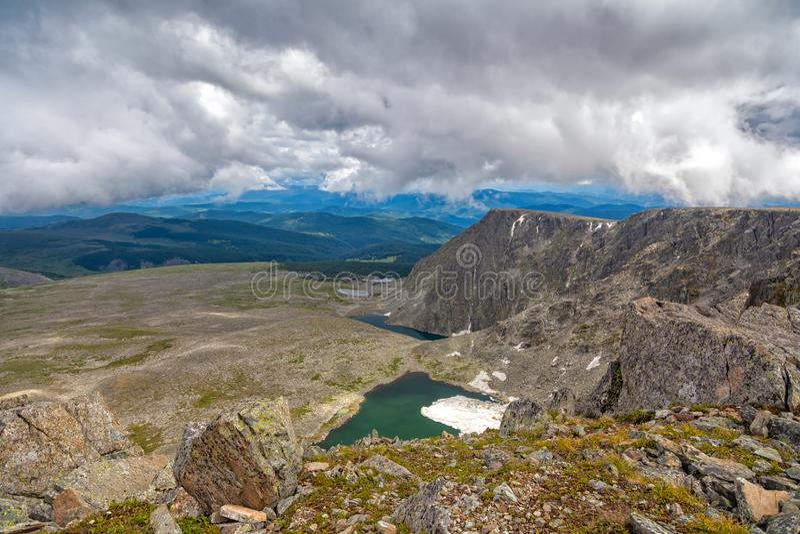 Berglandskap, arkivfoton
