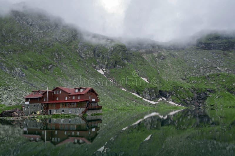 Berglandskap arkivfoton