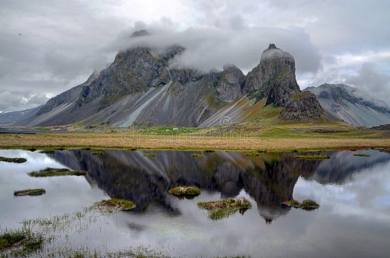 Bergmamma arkivbild