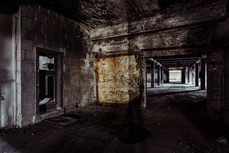 Bergmann--Crowellgebäude - Springfield, Ohio stockbild