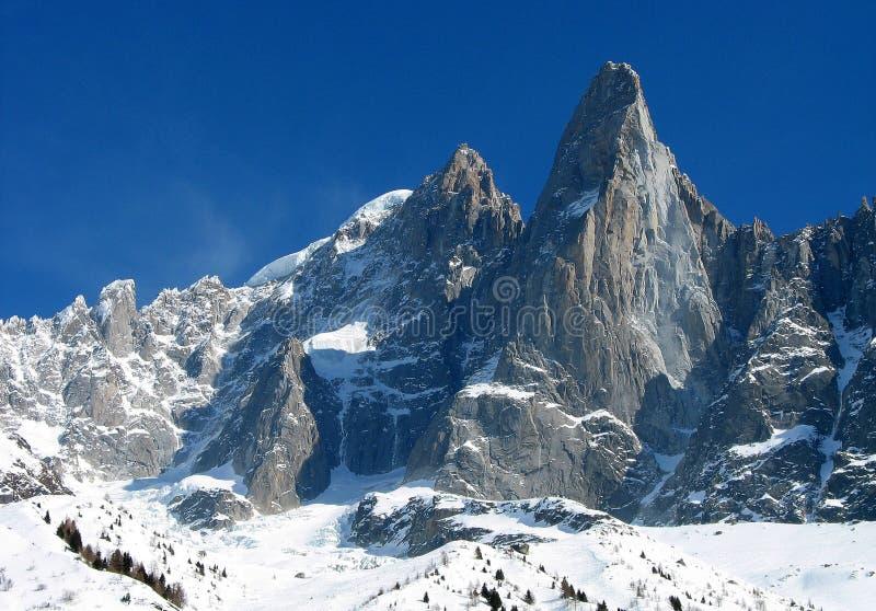 Download Bergmaximum arkivfoto. Bild av snow, montering, vinter - 993972