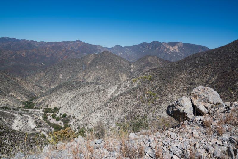 Bergmening, Oaxaca stock foto's