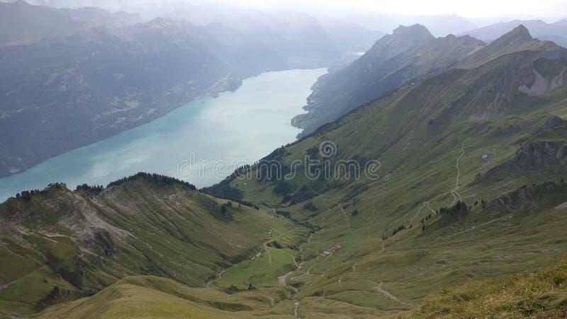 Bergscapes royaltyfri bild