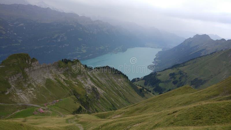 Bergscapes royaltyfri fotografi