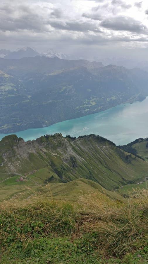 Bergscapes royaltyfria bilder