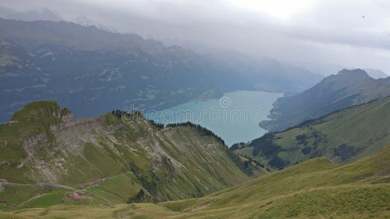Bergscapes royaltyfri foto