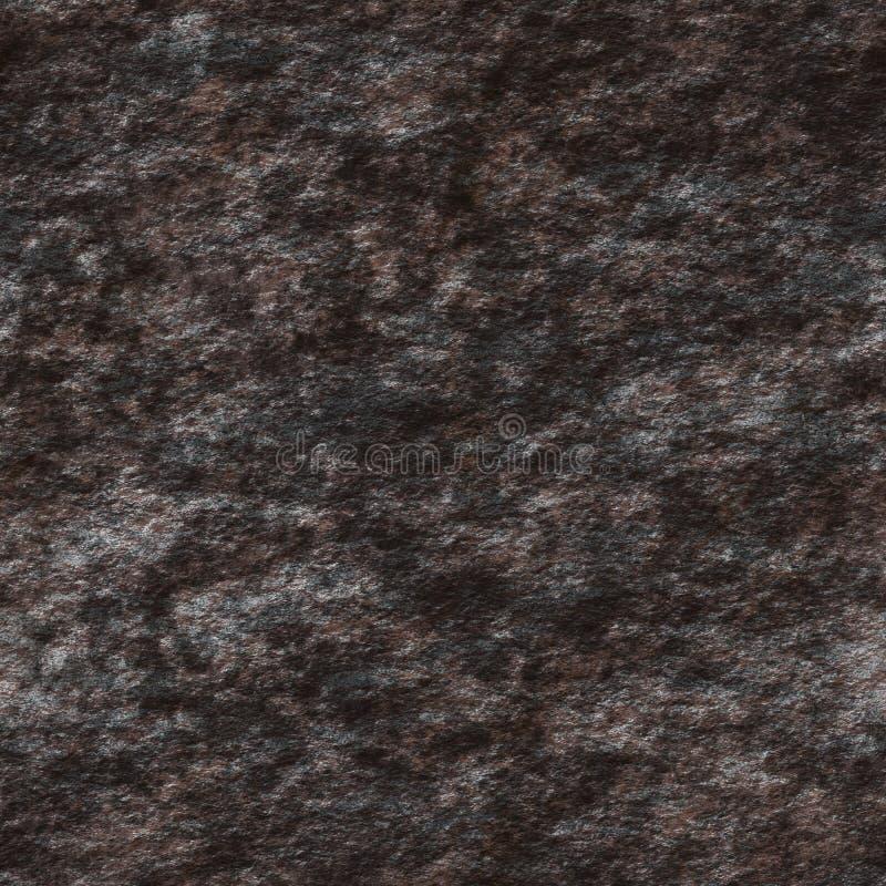 Bergsidan vaggar för texturdesignen för yttersida ojämn backgroun för busen royaltyfri fotografi