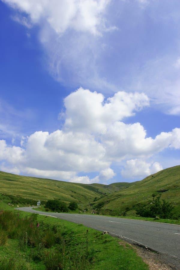 Download Bergväg fotografering för bildbyråer. Bild av ferie, resa - 505145