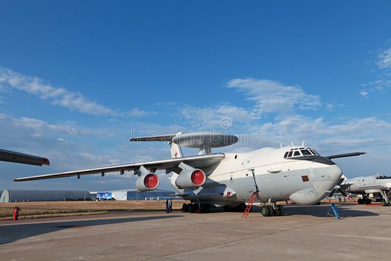 Beriev A-50 imagens de stock royalty free
