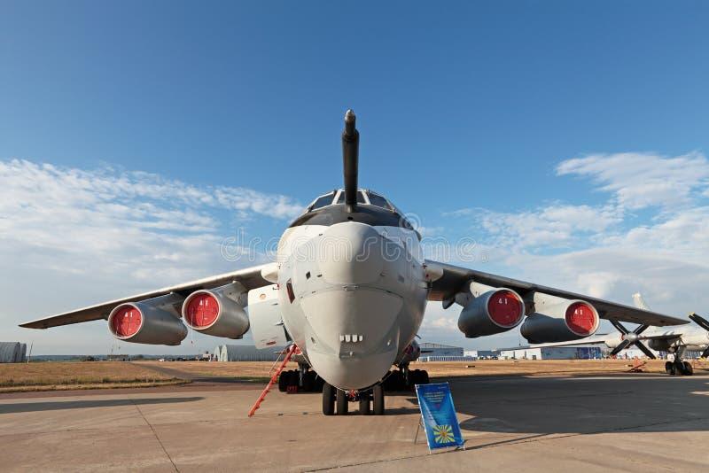 Beriev A-50 (AWACS) fotos de stock royalty free