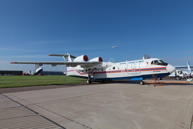 Beriev Be-200 zdjęcia stock