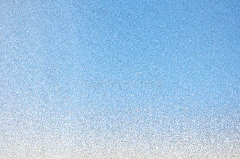 Berijpte glastextuur stock afbeelding