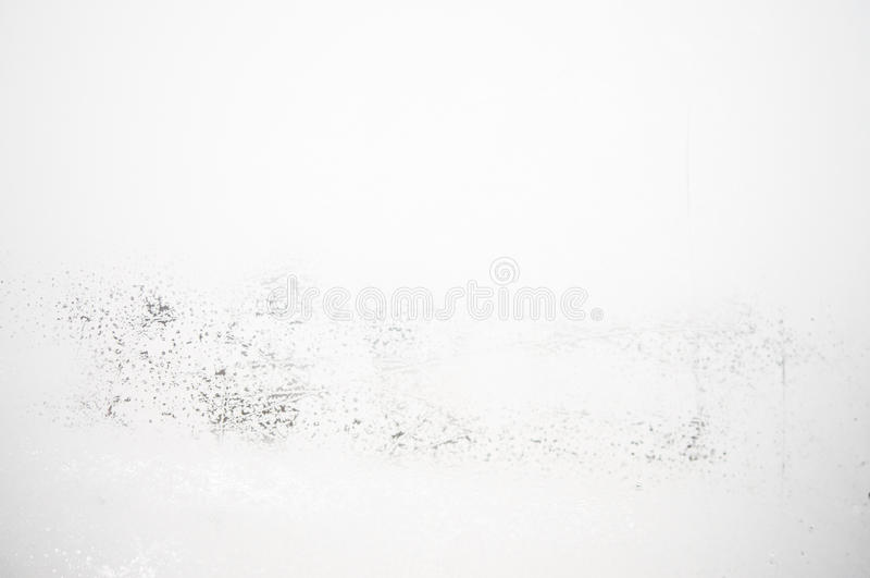 Berijpte van de glastextuur witte kleur als achtergrond royalty-vrije stock afbeeldingen