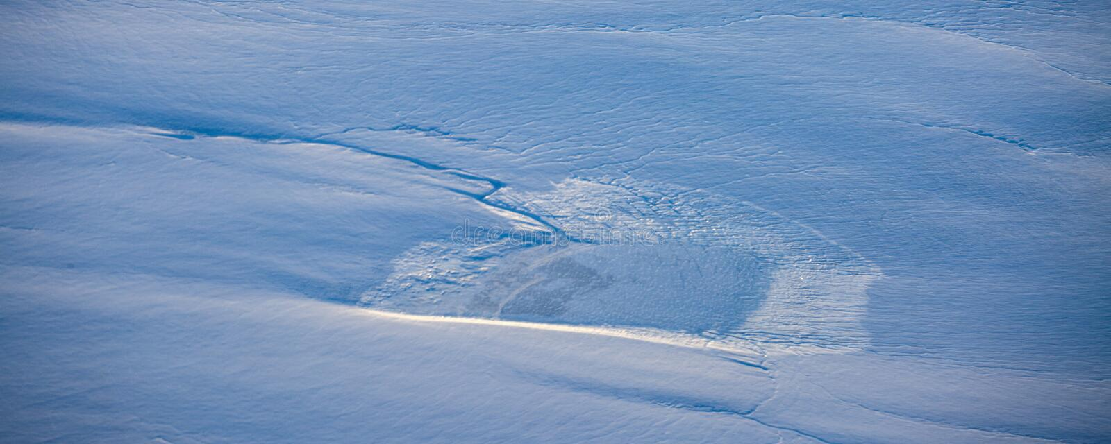 Take a picture of the ice on the bering strait(7) stock images